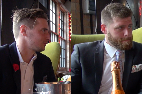 Speed Dating with Sam and Emmett from The Block NZ