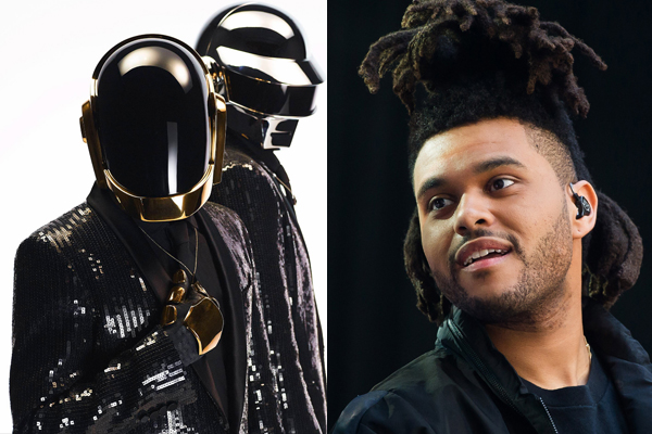 Daft Punk are back in the studio working with The Weeknd