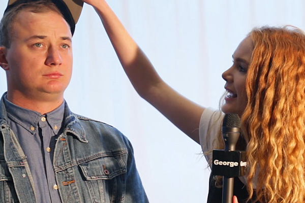 How to take the perfect photo at #NZFW with Haylee and Benny Boy