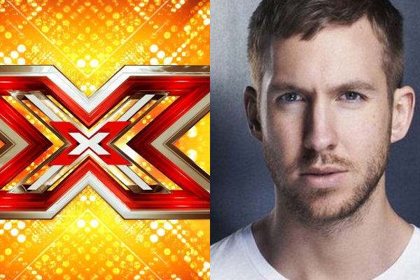 Looks like Calvin Harris is joining the X-Factor brand
