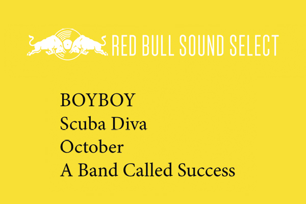 Basement Party: Red Bull Sound Select, A Label Called Success meets Huffer