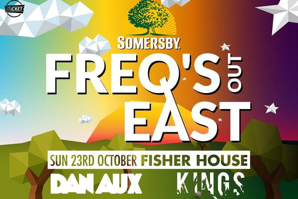 Somersby FREQS OUT EAST IS BACK and bigger than ever!