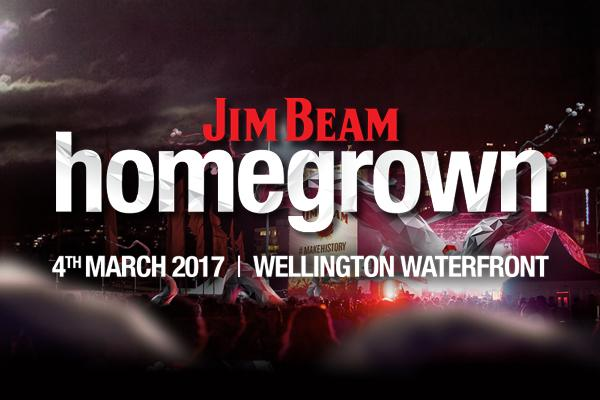Jim Beam Homegrown 2017