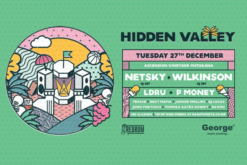Hidden Valley Festival 2016
