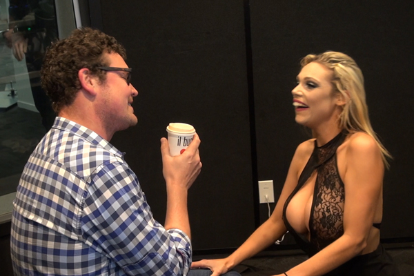 WATCH: Thane uses the company credit card to buy an unsolicited lap dance for the boss (NSFW)