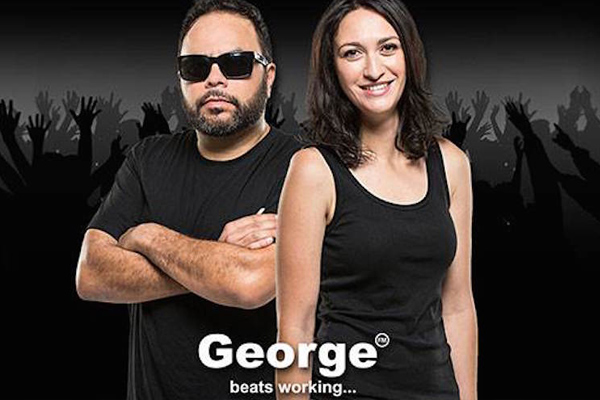 PODCAST: Catch up on this week's George Breakfast antics