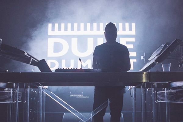 WATCH: Duke Dumont ditches set after fans spit and throw drinks at him