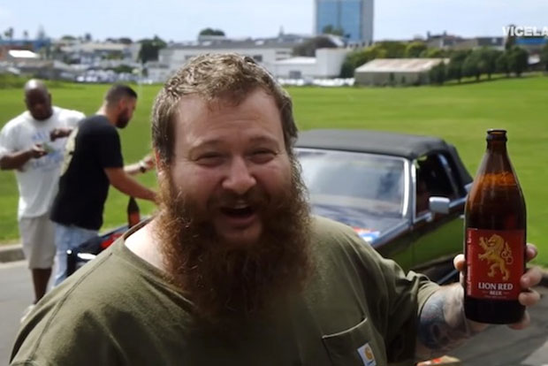 You gotta watch Action Bronson's New Zealand episode of 'F*ck That's Delicious!'