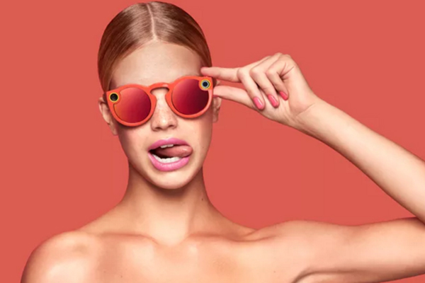Snapchat are bringing bluetooth sunglasses you can snap on