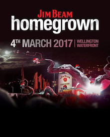 The first line up announcement for Jim Beam Homegrown 2017 is here!