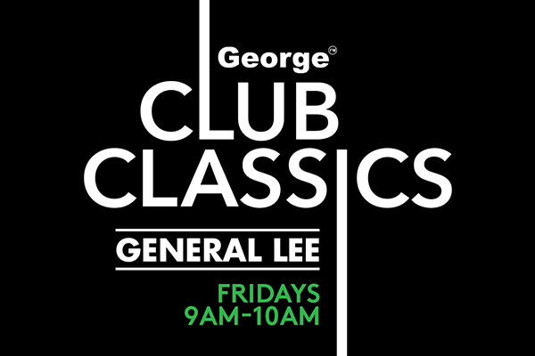 George Club Classics with General Lee