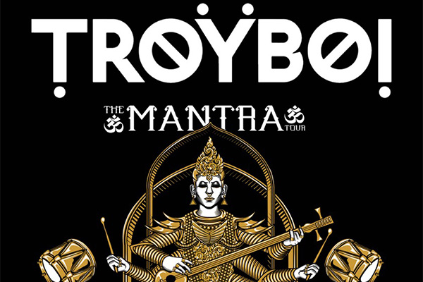 TroyBoi - The Mantra Tour