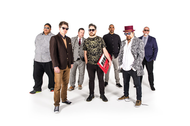 Fat Freddy's Drop sell out 10000 strong Villa Maria show