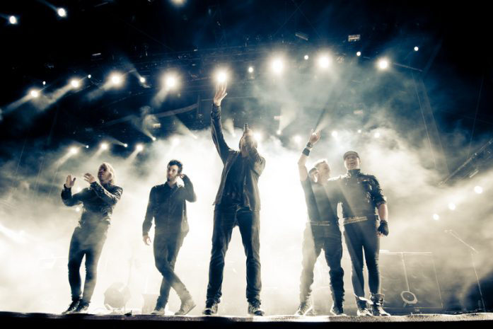 Pendulum are promising some big things in 2017