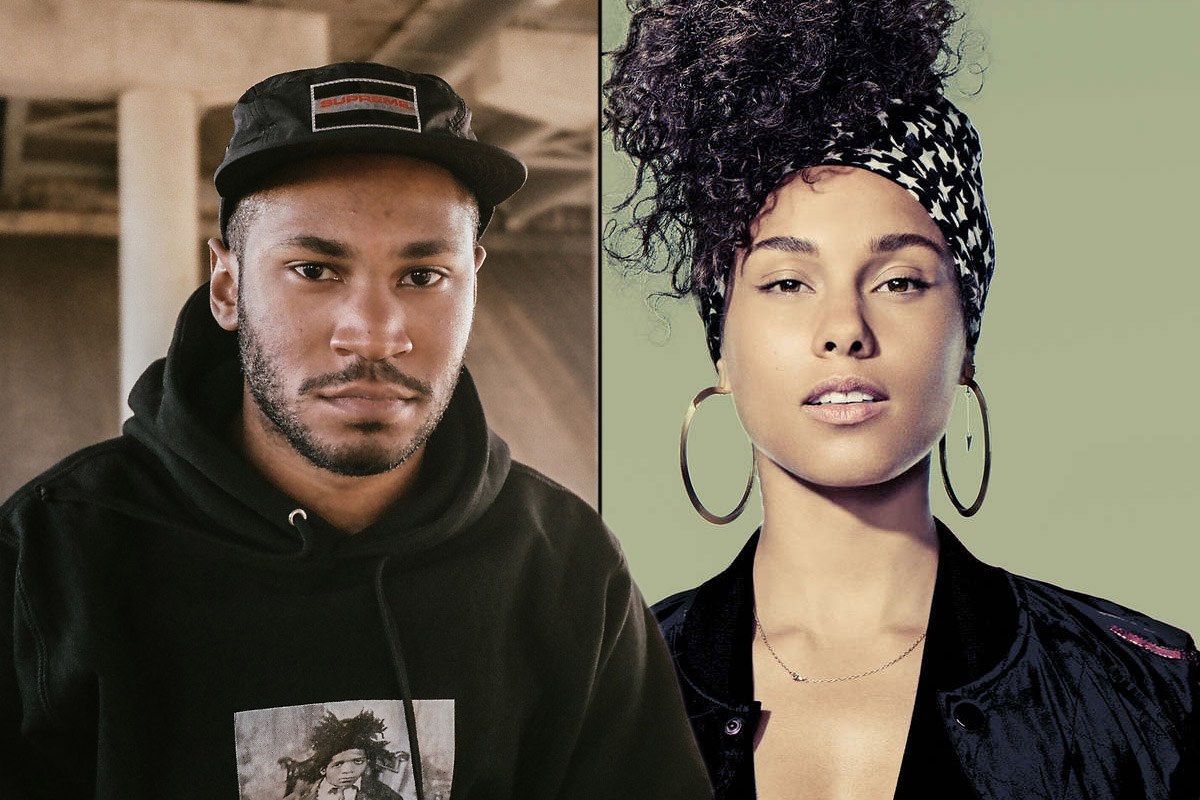 Kaytranada and Alicia Keys make some 'Sweet F-ing Love'