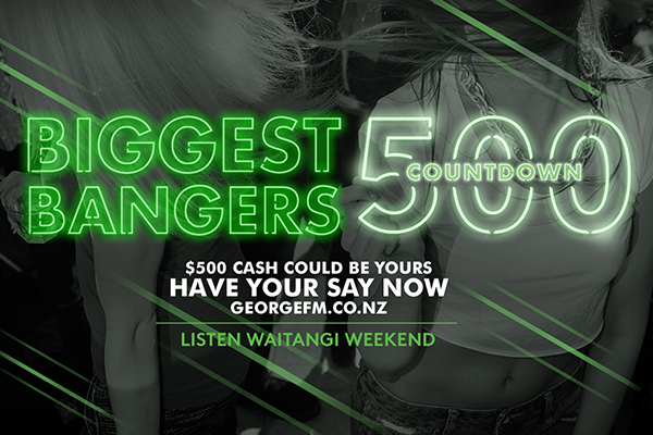 George FM Biggest Bangers 500 Countdown