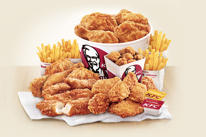 KFC delivery is back in February, FINALLY