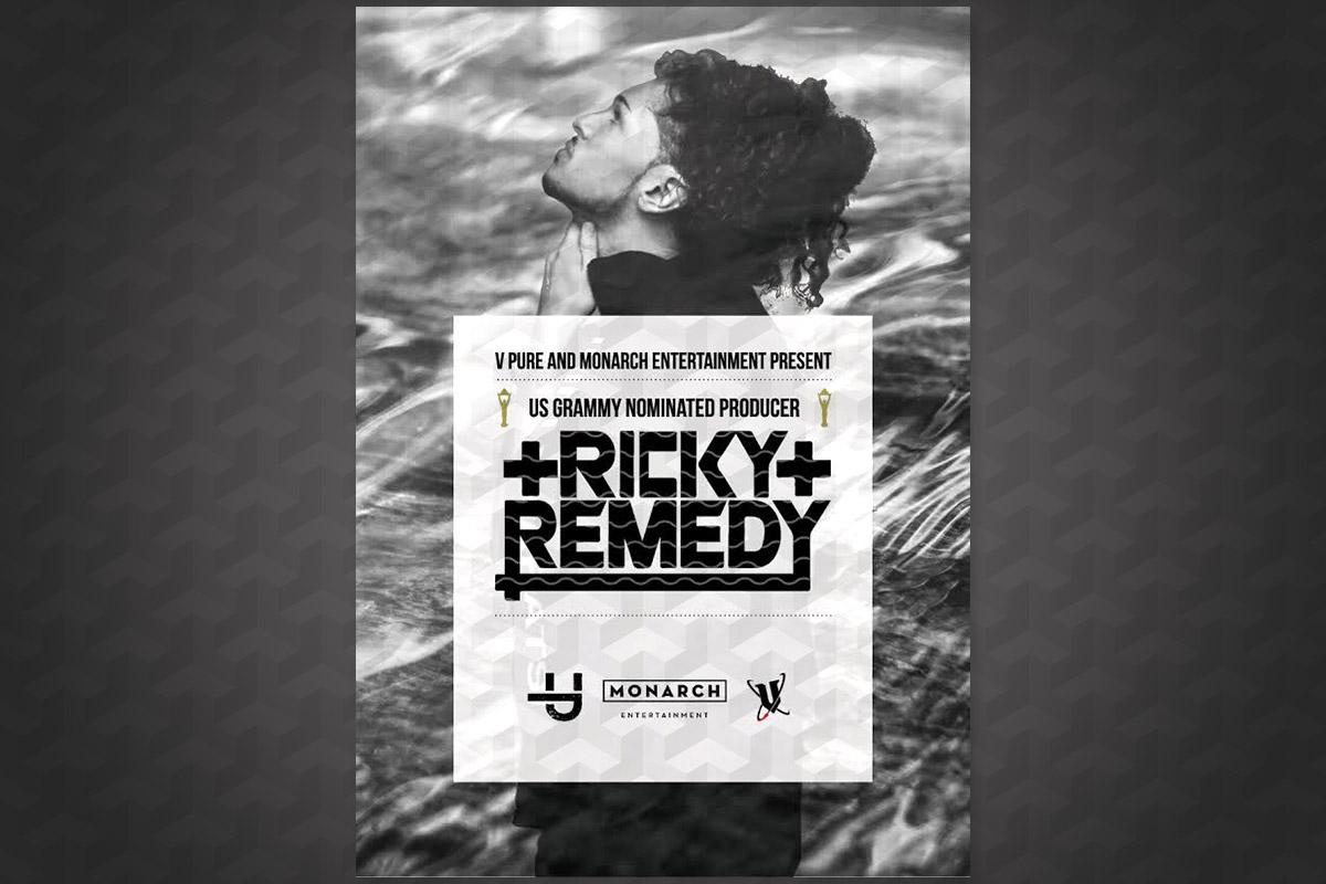 Ricky Remedy at Underpass