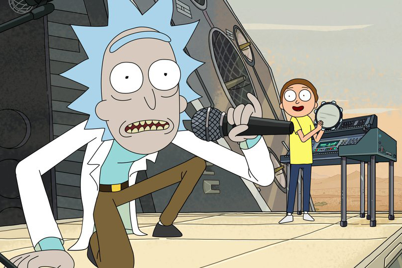 Finally, an update on why Rick & Morty Season 3 is taking so god damn long