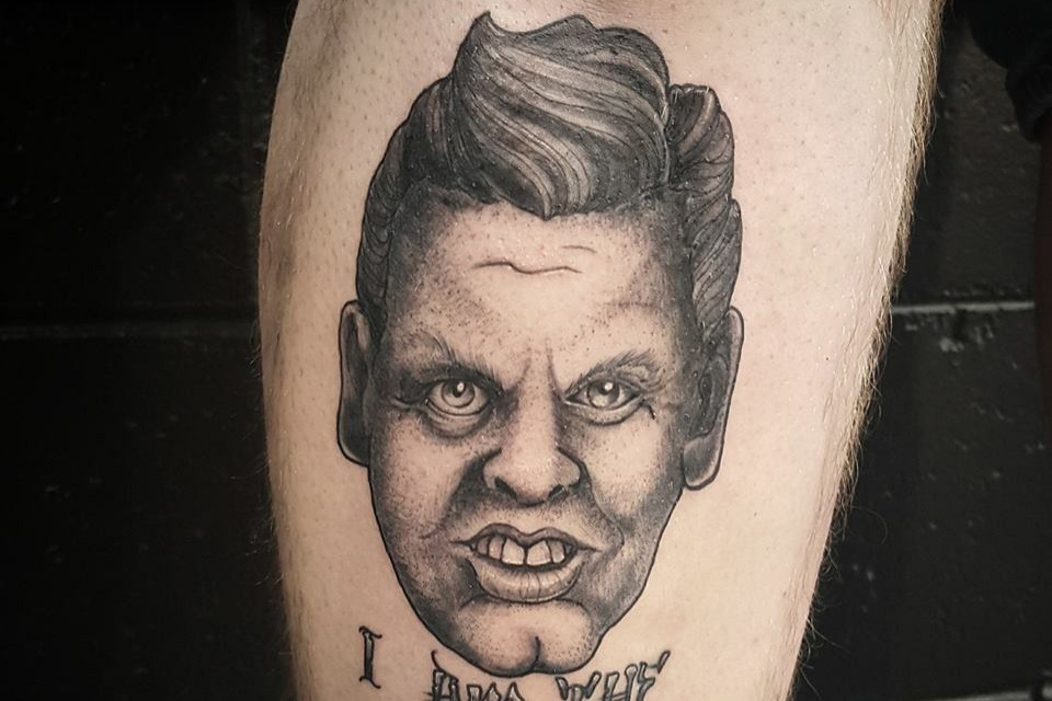 Clint and Pax talk to the legendary Paddy Gower tattooist