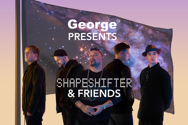 George FM Presents Shapeshifter at Viaduct Events Centre