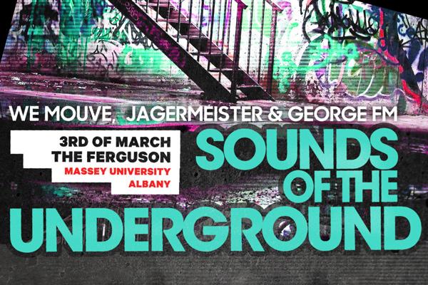 Sounds Of The Underground  (AKL)
