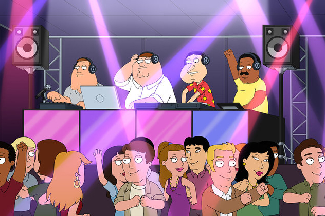 Family Guy rips into DJ culture in a savagely accurate way