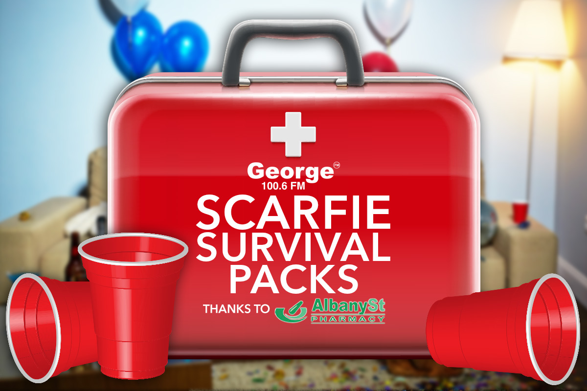 Scarfie Survival Packs!