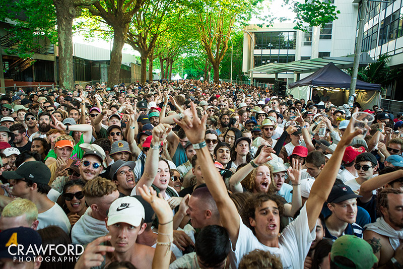 PHOTOS: The people of Laneway 2017