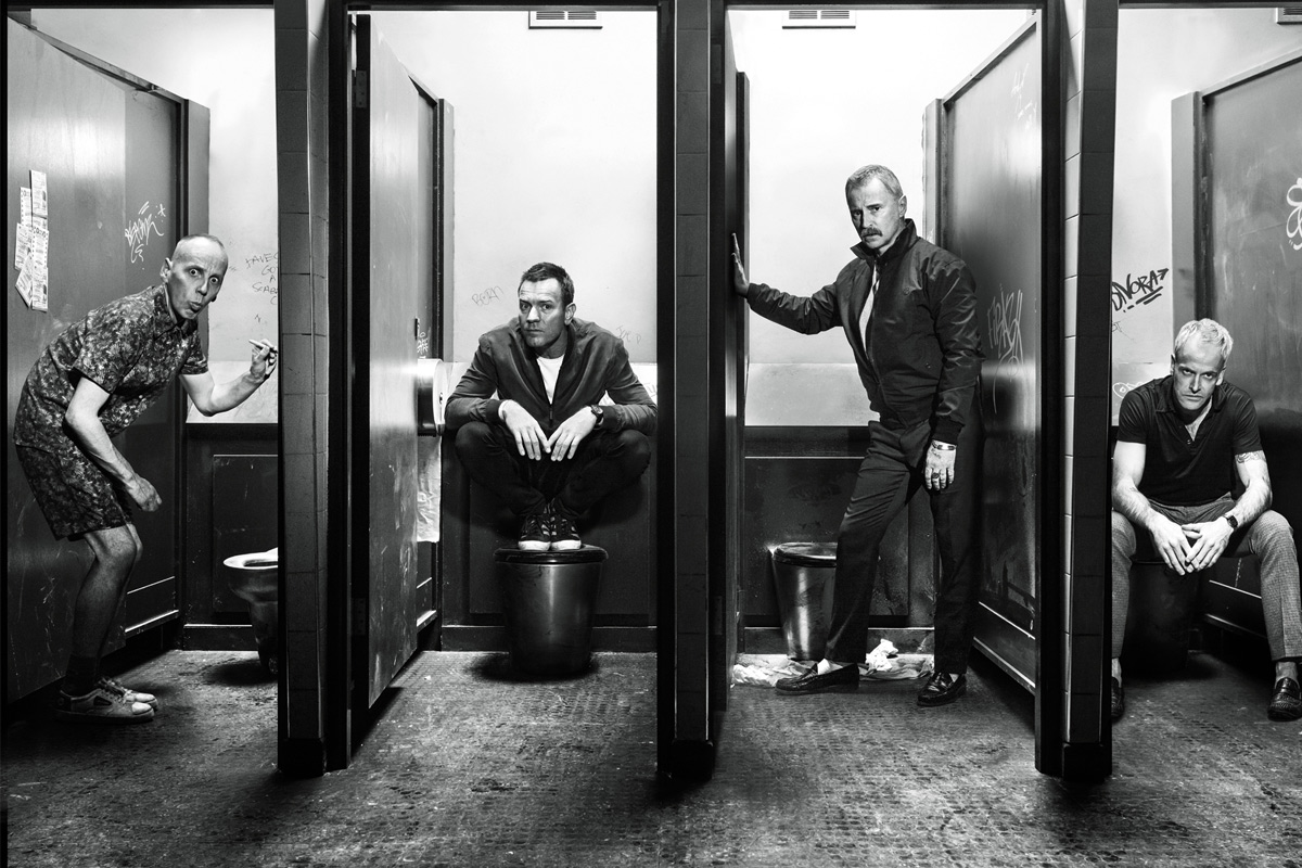 George Flick T2: Trainspotting
