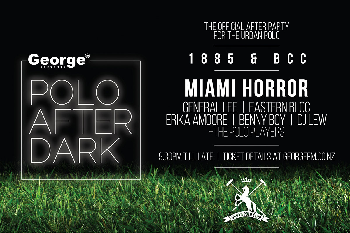 George FM Presents the POLO AFTER DARK
